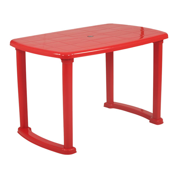 Arjun Red Dining Tables