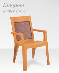 Kingdom Amber-Brown