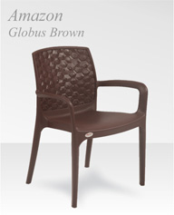 Amazon globus brown