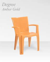 Degree Amber Gold