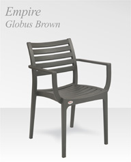 Empire globus brown
