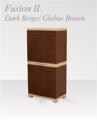 fusion2 darkbeige globus brown