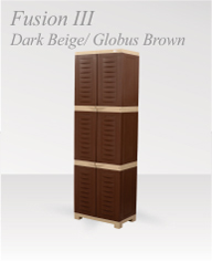 fusion3 darkbeige globus brown