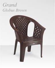 Grand globus brown