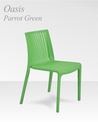 Oasis Parrot Green