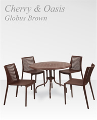 cherry-with-oasis-globus-brown