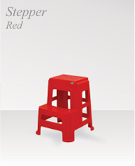 stepper red