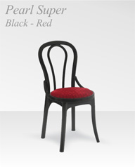 Pearl Super Black Red
