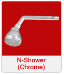 N-Shower Chrome