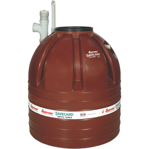 Saptic Tanks Vertical Safegard Septic Tanks