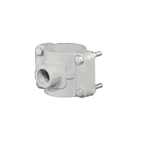 Service Saddle - Pressure Piping System Solvent Weld