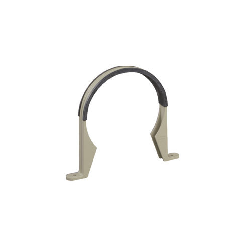 Pipe Clamp Rubber Seal Pasted Type Skyrise Hi Tech Low Noise