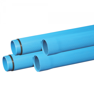 Ribbed Screen Casing Pipes