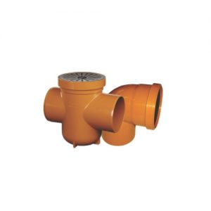 Nu-drain Underground Drainage and Sewer System