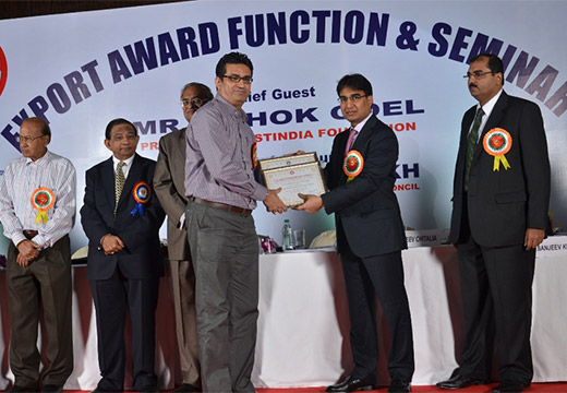 Export Award Function